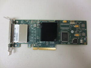LSI SAS9200-8E 6Gb/s SAS/SATA PCI-Express Controller HBA Low Profile
