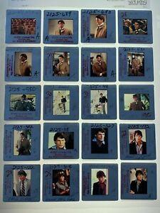 20 Christopher Reeve Actor 35mm Photo Slide Vtg 1979 80 Somewhere in Time Lot #1