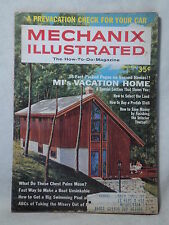 MECHANIX ILLUSTRATED Magazine JUNE 1969 Build a Vacation Home