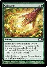CULTIVATE M11 Magic 2011 MTG Green Sorcery Com