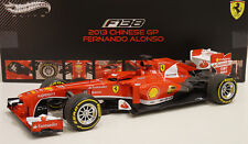 Fernando Alonso 2013 Ferrari F138 Diecast Model BCT 82