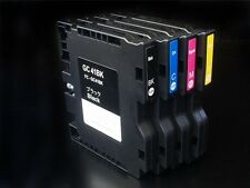 EU 4PCS Ricoh GC41 Sublimation Ink Cartridge SG2010/2100/3110/3100SF/3110SF/7100