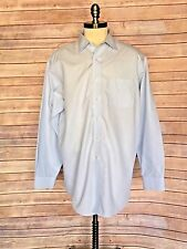 Brooks Brothers Men's Regular Fit Non Iron Long Sleeved Dress Shirt 17-35