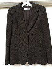 Max Mara Wool Blazer , Size 40/ US 6. Made In Italy