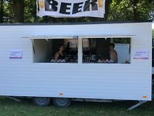 mobile bar trailer for hire/sale