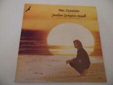 """NEIL DIAMOND . JONATHAN LIVINGSTON SEAGULL . 12"""" 33rpm LP Record . 1973 . Soundt"""