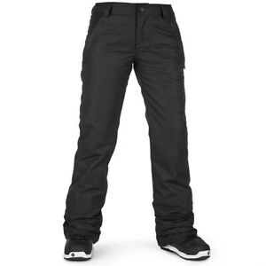 Volcom Frochickidee Insulated Pant Black - Large