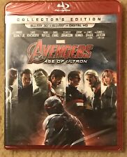 Marvel's Avengers: Age of Ultron (Collector's Edition) Blu-ray 3D/Blu/DVD/Dig