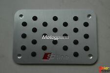 Repose-pied tapis Pédales Pédalier Pr Audi Q1 Q3 Q5 Q7 R8 TT S4 S3 R8 S6 S-Line