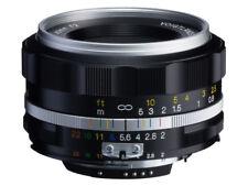 New Voigtlander Ultron 40mm F2 SL II S Aspherical Silver Nikon Ai Ais F Mount