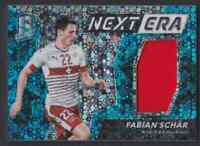 2016 PANINI SPECTRA NEXT ERA FABIAN SCHAR 62/75 SWITZERLAND #NE-FS PARALLEL