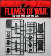 FLAMES OF WAR / OPEN FIRE - SHERMAN V / FIREFLY - BM35 - 1/100 SCALE