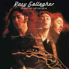 RORY GALLAGHER PHOTO-FINISH 2 Extra Tracks REMASTERED CD NEW unsealed