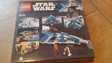 LEGO StarWars Plo Koon's Starfighter (8093)