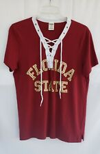 "VICTORIA'S SECRET ""PINK"" Sleep Shirt SIZE Medium Florida state university FSU"