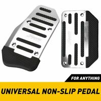 High Toughness Non-Slip Car Foot Pedals Pad Cover For Brake Clutch Accelerator