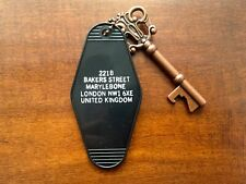 SALE!! SHERLOCK HOLMES Apartment/Room Key-Home Of The World's Greatest Detective