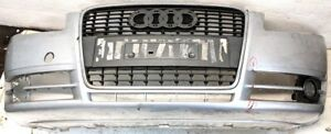 2004-2008 AUDI A4 B7 FRONT BUMPER WITH GRILL IN BLUE