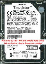 PCB 0A21010 01 - Hitachi HTS541080G9AT00 - 0A25434 - MLC DA1175 - 80Go