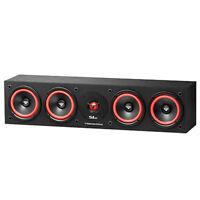 """Cerwin-Vega SL-45C Quad 5.25"""" Center Channel Speaker, 300 Watts, Each"""