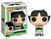 Buttercup SDCC Powder Puff Girl Funko Pop Vinyl New in Mint Box