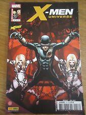 * X-MEN UNIVERSE 16 * juin 2012 MARVEL XMEN VF PANINI TRAHISON TRIANGLE BERMUDES