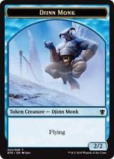 Djinn Monk Tokens x25 - MTG - Dragons of Tarkir