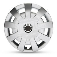 "16"" WHEEL TRIMS TO FIT RENAULT MASTER 2010- SET OF 4 BRAND NEW HUB CAPS"