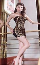 Sexy femme gold sequin zipper cami mini robe club wear