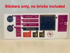 Slug and Jiggers and Wiseare's Custom Stickers