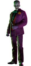 Dc Comics Batman Nemesis The Joker Sixth Scale action figure Sideshow Brown Box