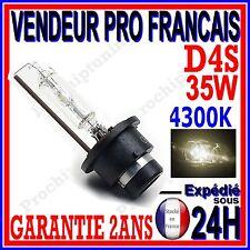 1 AMPOULE D4S AU XENON 35W KIT HID 12V LAMPE RECHANGE D ORIGINE FEU PHARE 4300K
