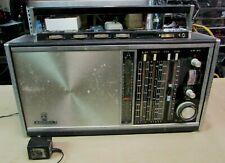 Vintage Grundig Satellit Transistor 6001 AM-FM/Shortwave Radio As-Is Needs Work