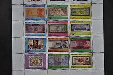ARUBA 2011 SERIE ++ MONEY ON STAMPS  ++  MNH POSTFRIS **