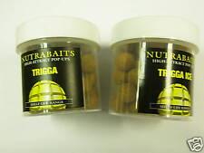 Nutrabaits 15mm boilie POP UPS Carp fishing TRIGGA ICE