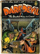 Daredevil #11 Photocopy Comic Book, Classic Cover