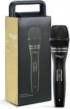Stagg SDM90 Heavy Duty Metal Dynamic Handheld Vocal Microphone *Quality*