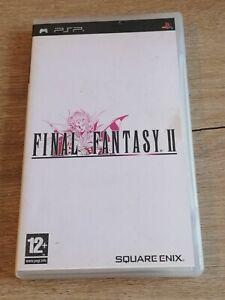 Final fantasy 2 playstation PSP VERSION FRANÇAISE