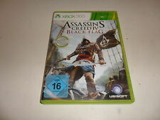 XBox 360  Assassin's Creed 4 - Black Flag