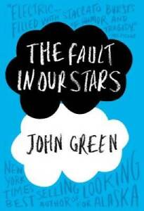 The Fault in Our Stars - Hardcover By John Green - GOOD