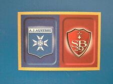Panini Foot 2014-15 n.487 Scudetto Auxerre Scudetto Stade Brestois 29