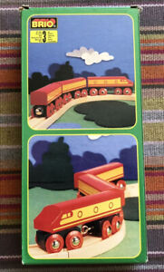 33418 Brio Wooden Red Diesel! Train of the World Series! Thomas! New