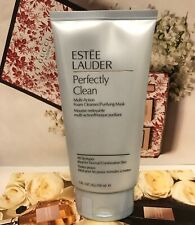 Estee Lauder Perfectly Clean Multi-Action Cleanser/Purifying Mask 5oz/150ml
