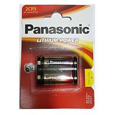 1x Pila Panasonic 2CR5 - DL245EL EL2CR5 2CR5R KL2CR5 6V