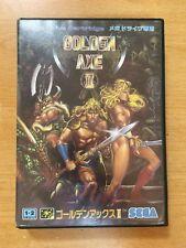 SEGA Mega Drive Japan / Genesis  GOLDEN AXE 2
