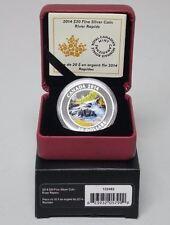 2014 $20 River Rapids DC (Proof) Silver Commemorative