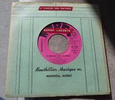 45 RPM Recreation À Chacun son Enfance / Instrumental 194