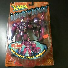 Toy Biz X-Men Water Wars Sentinal Test Robot with Water Jet Cannon MOC