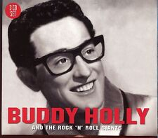 Buddy Holly And The Rock 'n' Roll Giants - 3CD - MINT
