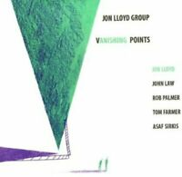 Jon Lloyd Group - Vanishing Points [CD]